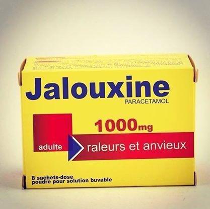 Pour Les Jaloux , esseye sa passera