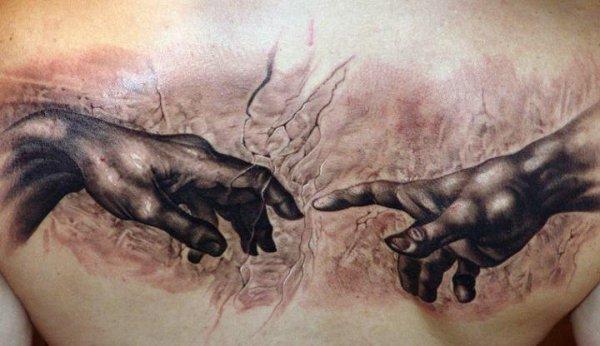 Article n°1 => Les différents style de tatouage :