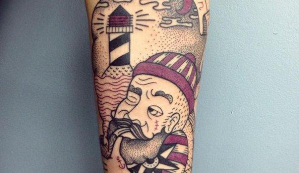 Article 1 => Les différents style de tatouage :
