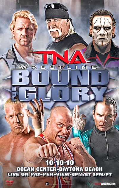 Tna Bound For Glory 2010 affiche :