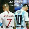 on Parle de Football RONALDO OU Messi Moi ses lui ha ha ha