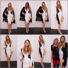 -  12/O2/2O15 : B. a assisté à la Gabriela Cadena Fashion Show, durant la Fashion Week de New York . -