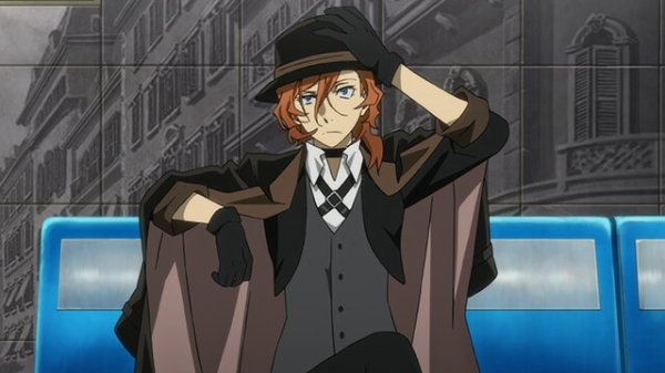 One-shot BSD : Special Chuuya's Birthday ♥