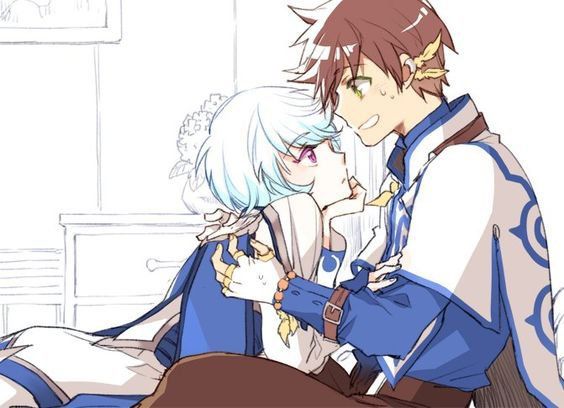 Mini One-Shot Sorey x Mikleo : Love and Misunderstandings