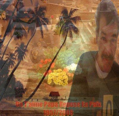 PETIT ARTICLE POUR NOTRE PAPA QUI NOUS A QUITTE LE 05 OCTOBRE 2008