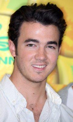 Kevin Jonas...