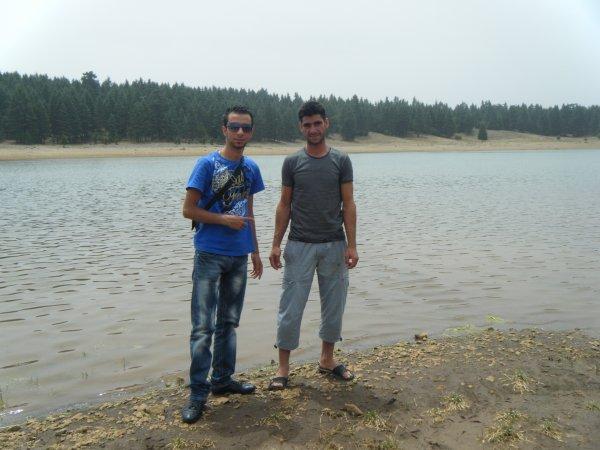 ~~ me & khalid ~~