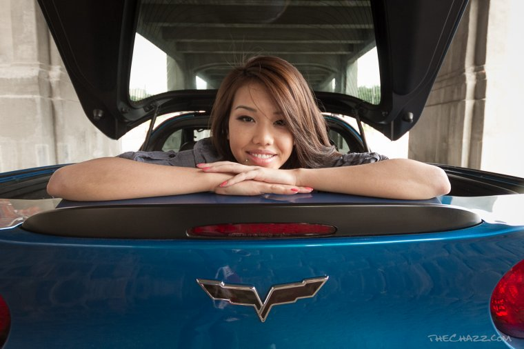 Part 5: Linda Yang vs 630WHP Corvette 6 Vette