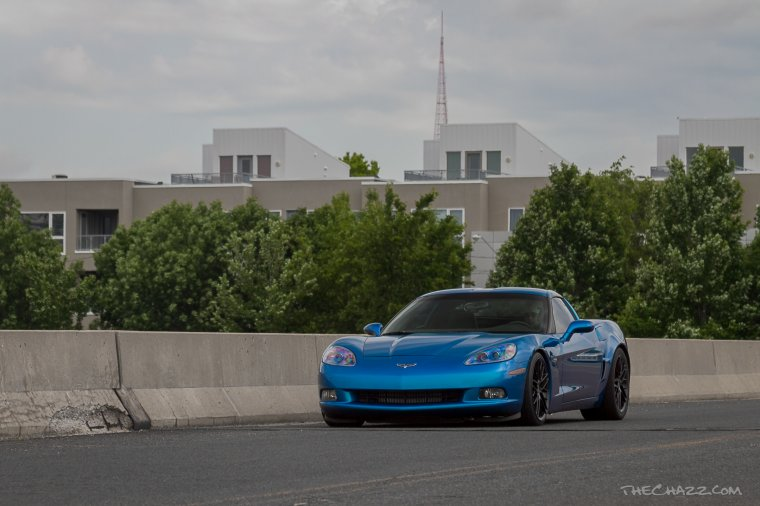 Part 1: Linda Yang vs 630WHP Corvette 6 Vette