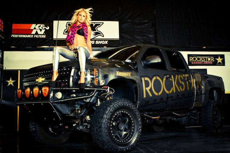 Hannah Knowles vs Rockstar Energy Drink