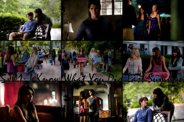 5x01 : I Know What You Did Last Summer