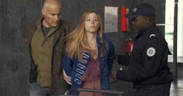 Carpi et Ashley arrêtés