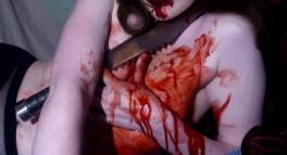 kiss me with a knife