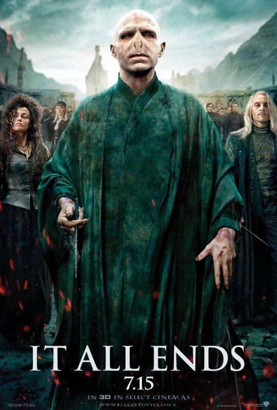 Chapitre 6: Voldemort, plus puissant que jamais