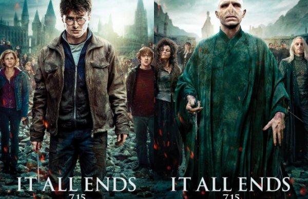 Chapitre 7: À la recherche de Ron et donc, de Voldemort
