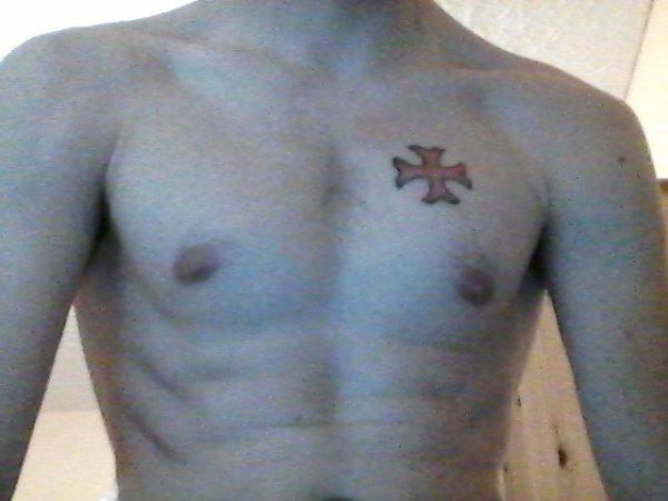 Mon premier tatoo ^^ *trop fier*