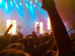 Résumé du concert de Aborted/Soilwork/Sepultura/Kreator du 25/02/17 à Toulouse