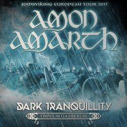 Amon Amarth, Toulouse, le 8/04/2017
