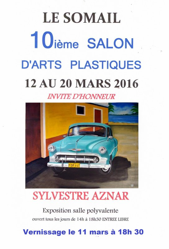 10e Salon du Somail 2016
