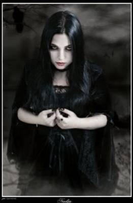 moi l'ange noir