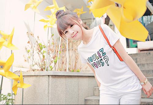 Bienvenue sur mon blog chingu ^^