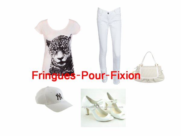 En mode blanc