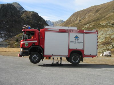vit grand saint bernard l 39 univers des vehicules de pompiers. Black Bedroom Furniture Sets. Home Design Ideas
