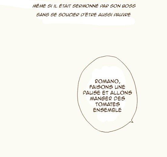 L'histoire de Romano et de la Tomate [Partie 2/5]