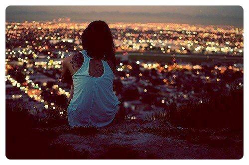 """Prologue """"On est toujours seul"""""""