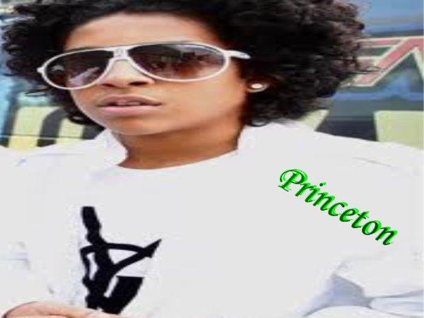 PRINCETON-JACOB PEREZ
