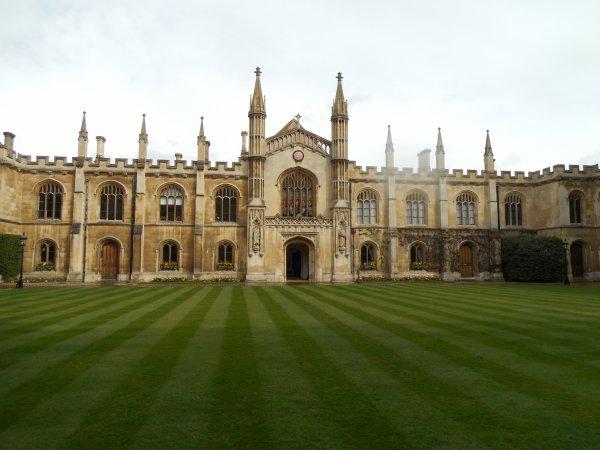 29 Mars - Cambridge