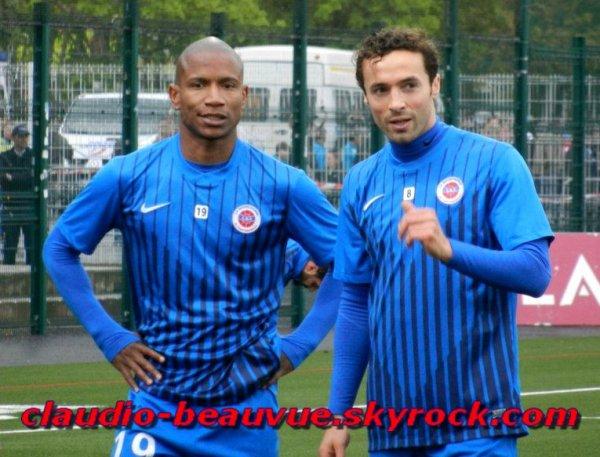Claudio signe deux ans a Chateauroux!