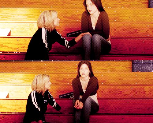 « Tu sais, j'ai cette sale impression que tu ne tiens plus à moi. »