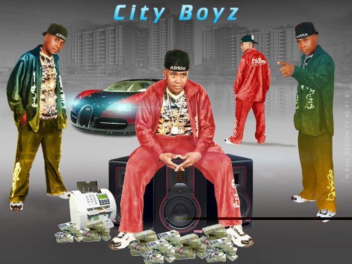 city boy en grand complet