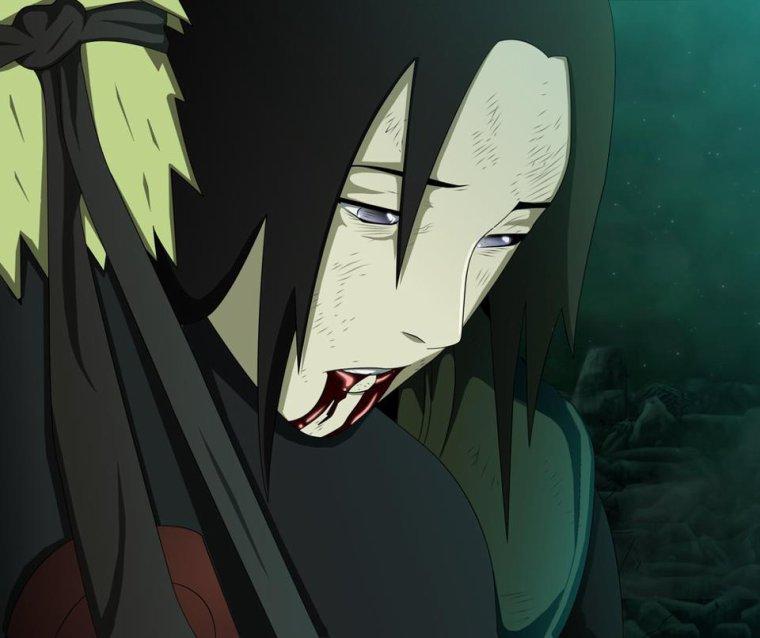 xx-Valliieee-xx Le monde des ninjas ne repose pas sur la façon de vivre mais sur la manière de mourir.