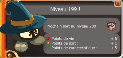 Up 199 Du Xélor.