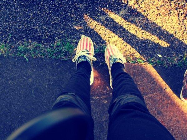 Le pied étoilé