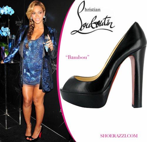 Beyonce et les Louboutin une longue histoire d'amour