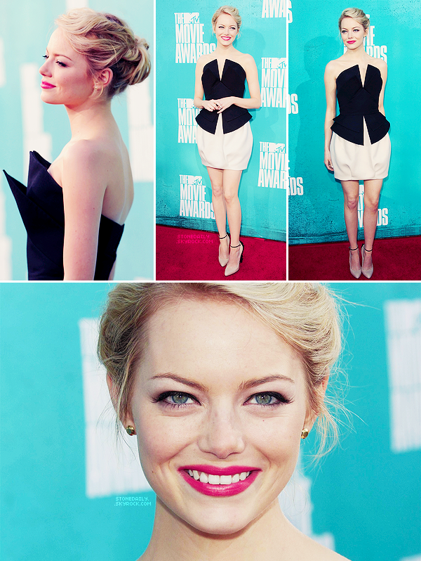 MTV Movie Awards 2012.