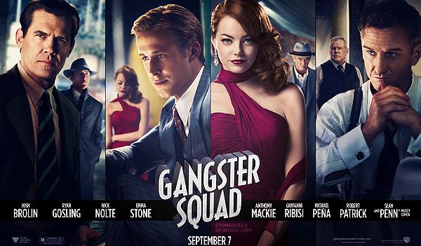 Affiches et bandes-annonce de Gangster Squad.