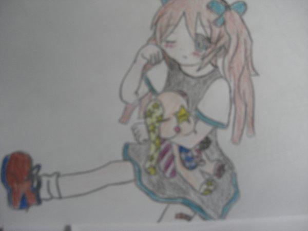 voici quelque dessin de gwladys