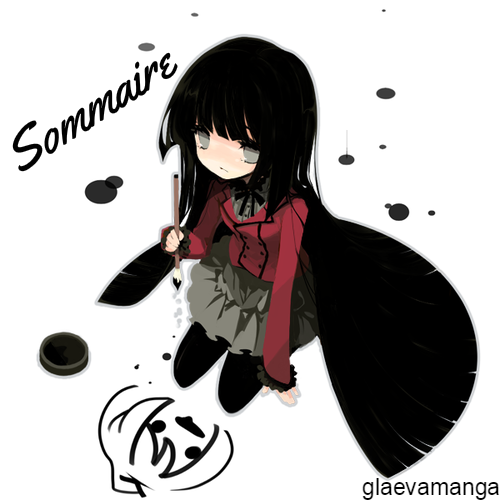 Sommaire (๑>؂<)