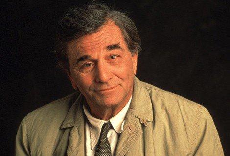 "Hommage à Peter Falk Alias ""Columbo"""
