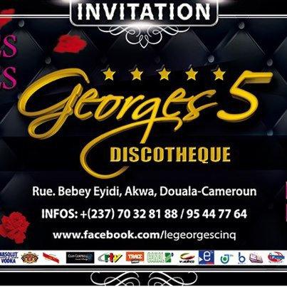 RETROUVE THE 4 au Georges 5 today à 17 h