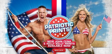 john cena et kelly kelly photo cou de coeur