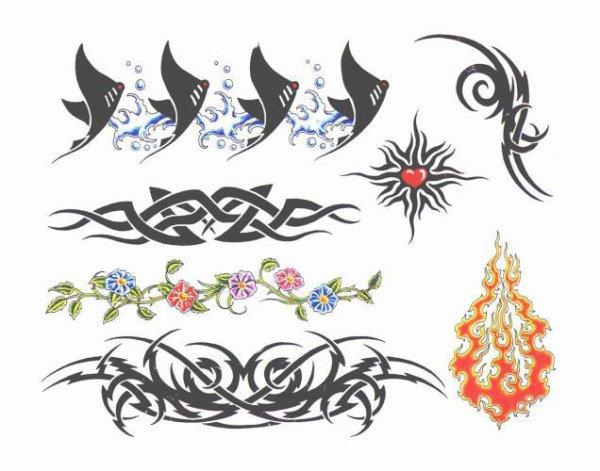 un de mes tatouage