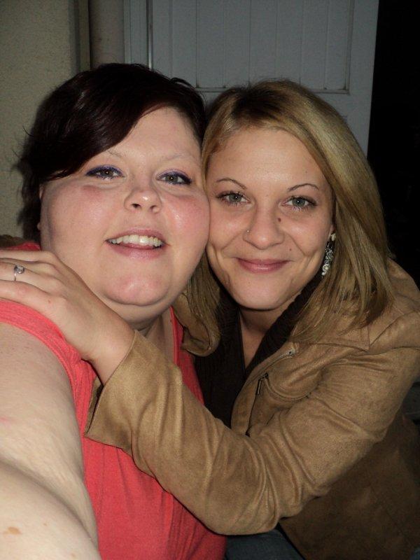 ELLE&MOI pour la vie!!!!ma meilleur amie!!!jtm fort!!!