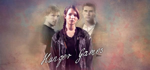 Hunger Games - montage fait avec photofiltre studio - allez voir ce film !