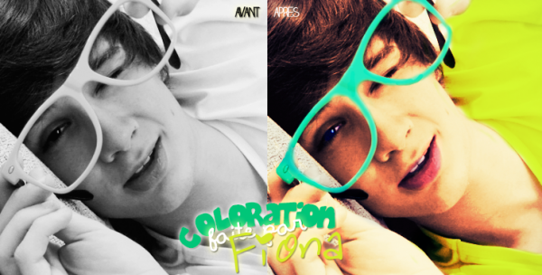 Coloration + Header