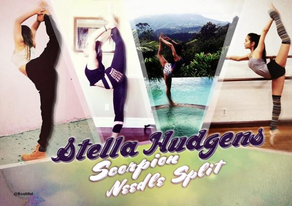 Divergent & Stella Hudgens